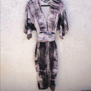 ASOS tall Kimono Style Pencil Dress